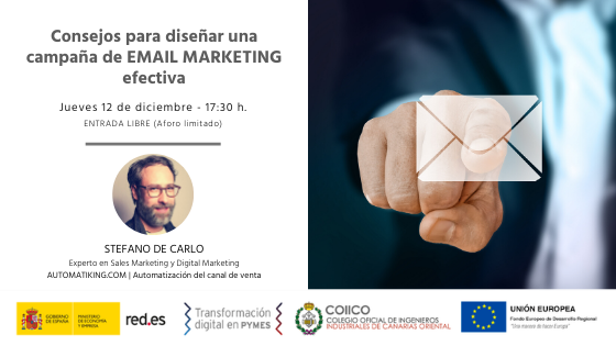 Seminario de email marketing