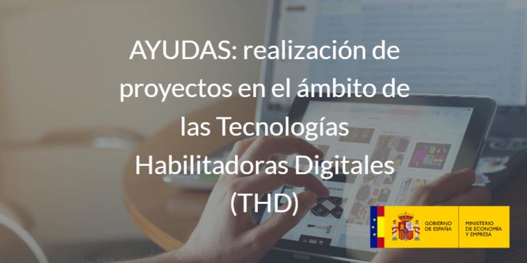Ayudas Tecnologías Habilitadoras Digitales