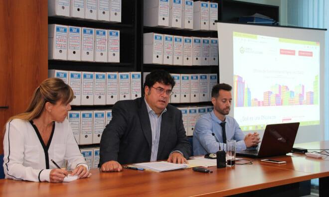 Presentación Oficina de Transformación Digital en Lanzarote