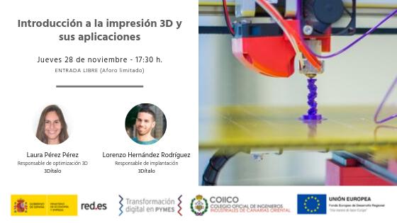 Portada seminario impresión 3D