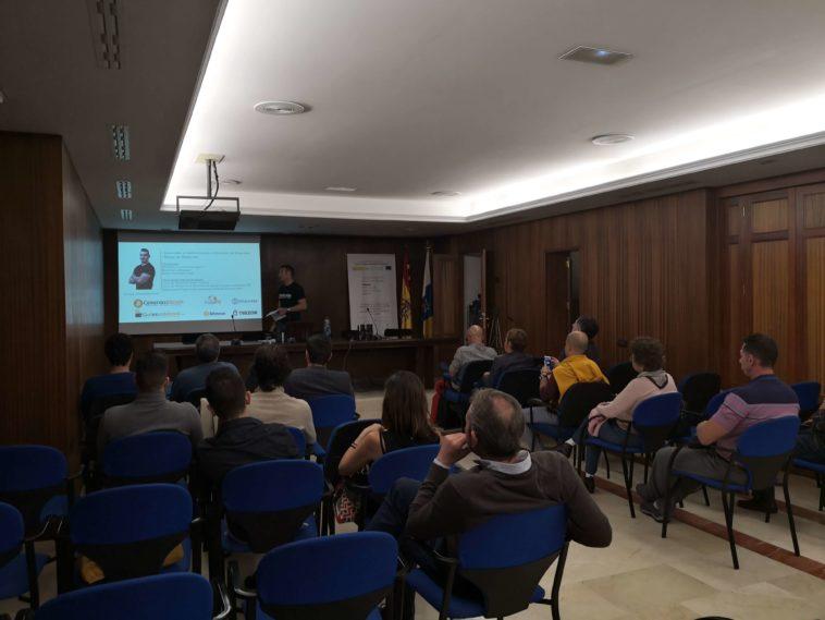 Portada seminario blockchain