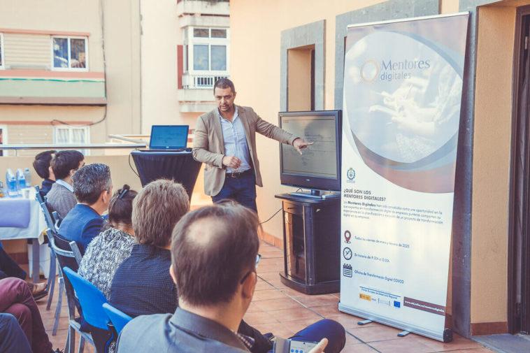 Mentores Digitales Oscar Herrera ejemplo transformación digital en una empresa
