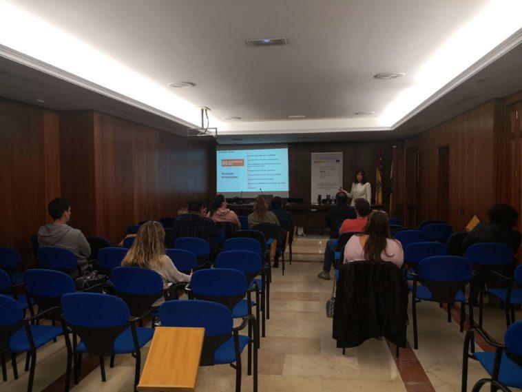 Foto seminario posicionamiento web